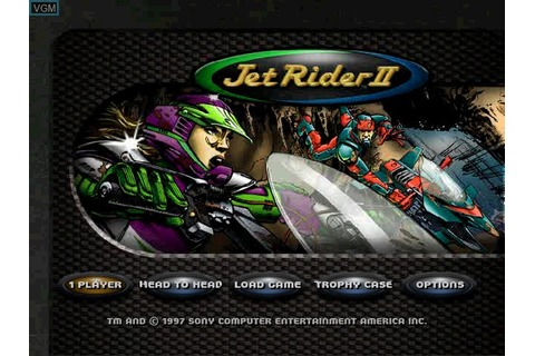 Jet Moto 2 for Sony Playstation - The Video Games Museum