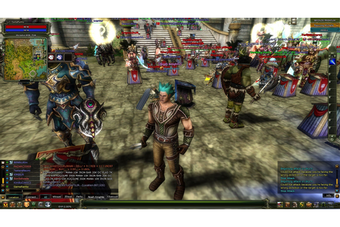Knight Online Review | Game Rankings & Reviews