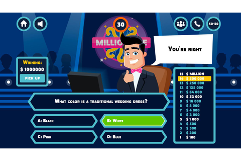 Millionaire Quiz - Best 2016 APK Download - Free Trivia ...