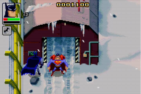 Justice League: Chronicles (USA) GBA ROM | Cdromance