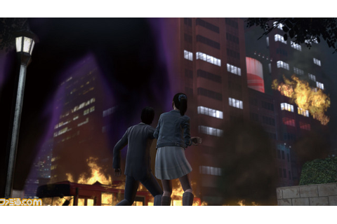First look at Project City Shrouded in Shadow - Gematsu