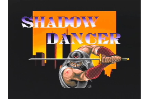 Shadow Dancer:The Secret Of Shinobi | GameAntique.com