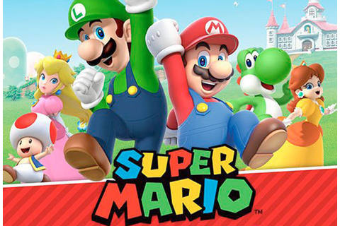New Super Mario game REVEALED - but it's NOT for Nintendo ...