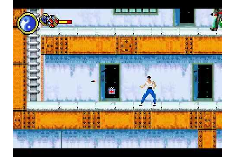 Game Boy Advance Longplay [066] Bruce Lee - Return of the ...