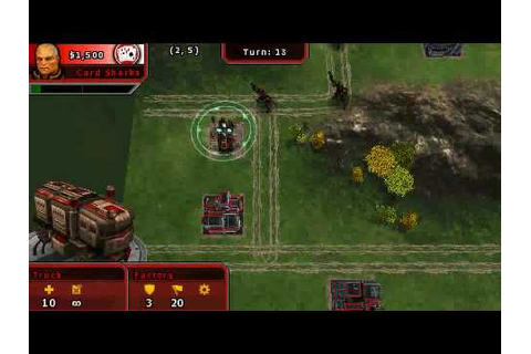 Field commander PSP Gameplay - YouTube
