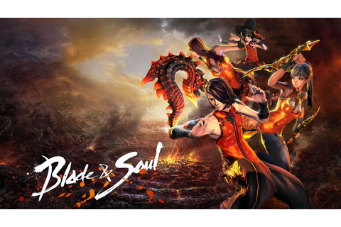 Gameris.lt: Blade & Soul