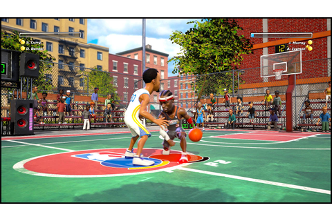 NBA Playgrounds review: It's heating up, but not quite on fire