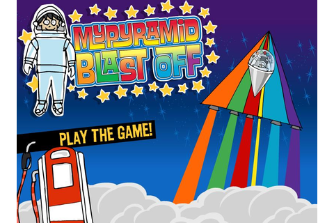 Download free software Usda Mypyramid Blast Off Game ...