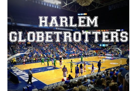 Harlem Globetrotters Basketball Game // Exchange Year USA ...