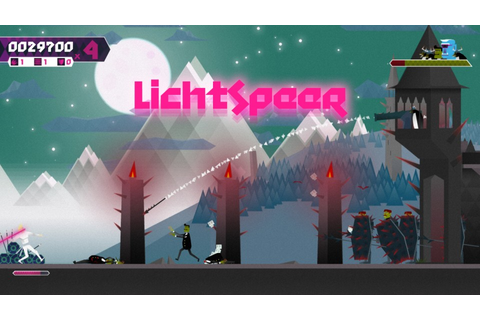 What the hell did I just play? – Lichtspeer review ...