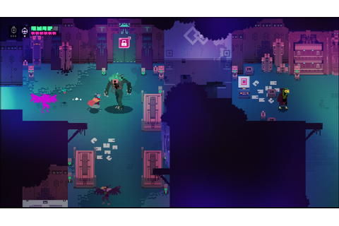 Hyper Light Drifter coming to Switch | The Indie Game Website