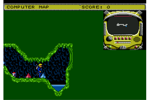 Todd's Adventures in Slime World (USA) ROM