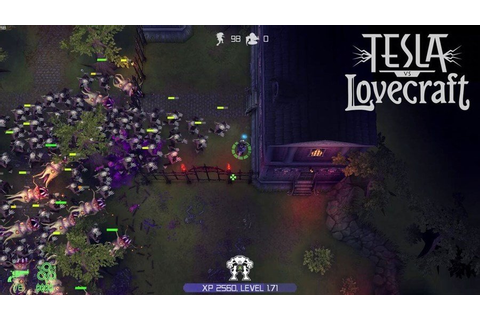 Tesla vs Lovecraft News and Achievements | TrueAchievements