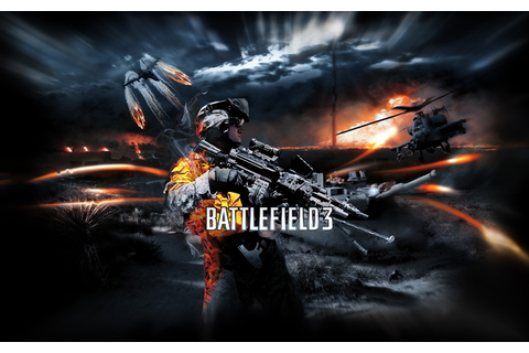 Wallpaper Battlefield 3 game HD 1920x1080 Full HD 2K ...