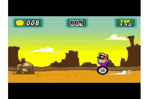 Wario Land 4 Walkthrough-Playing our favorite mini-game ...