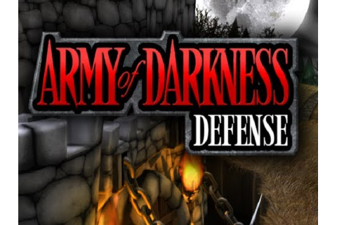 Army of Darkness Defense -- Defense game for Android ...