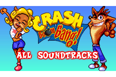 CRASH BOOM BANG! ALL SOUNDTRACKS - MOBILE JAVA - YouTube
