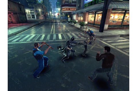 Batman fighting - The Dark Knight Rises game - Digital Spy
