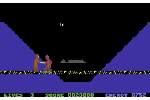 Storm Warrior (1984) by Front Runner C64 game