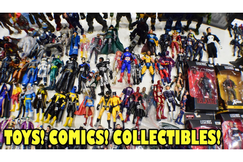 INSIDE: NATIONAL SWAP MEET DAY IN SMX AURA (TOYS, COMICS ...