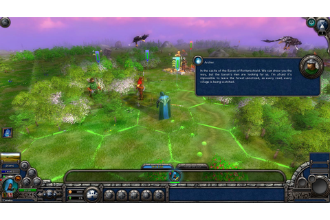 Elven Legacy: Ranger - Buy and download on GamersGate