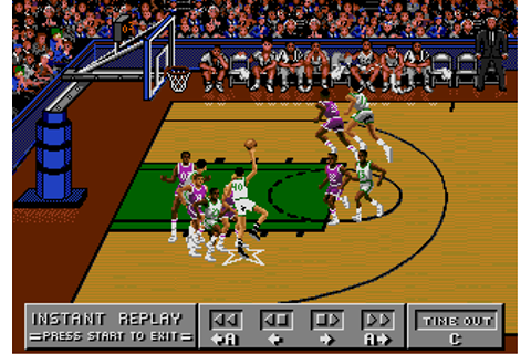 Download Bulls vs. Lakers and the NBA Playoffs (Genesis ...