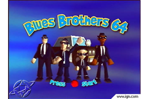Blues Brothers 2000 [N64 - Beta] - Unseen64