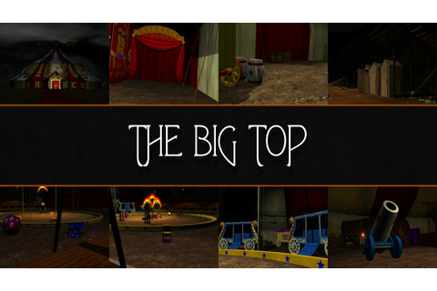 CarnEvil OST - The Big Top [Game Rip] - YouTube