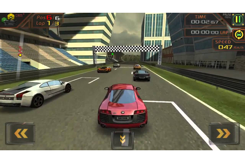 3D Racing Games – The Entertaining Method to Enhance Your ...