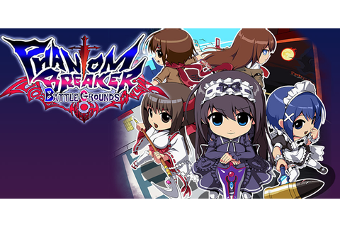 Phantom Breaker: Battle Grounds Finally Gets Online ...