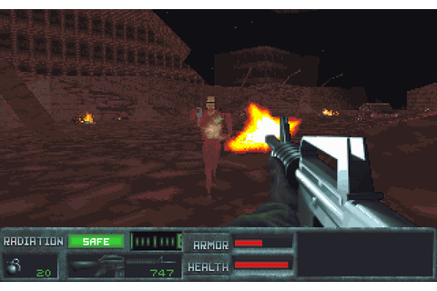 The Terminator: Future Shock (1995 - DOS). Ссылки ...