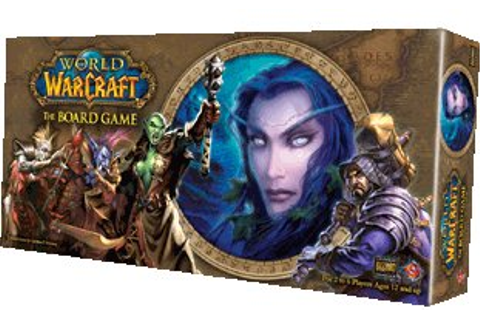 World of Warcraft: The Board Game - Wikipedia