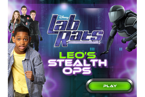 Games | Lab Rats | Disney XD