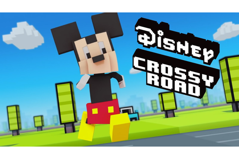 Free Download Disney Crossy Road Game for PC, Desktop and ...
