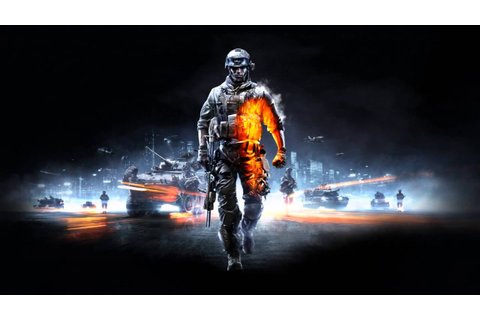 Battlefield 3 Dreamscene animated wallpaper 1 - YouTube