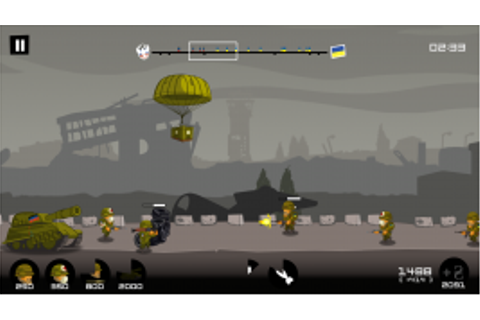 Battle for Donetsk Web, Android game - Indie DB