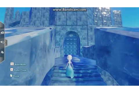 Disney Infinity - Elsa's Castle 2 - YouTube