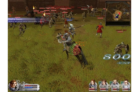 Wars And Warriors Joan Of Arc Game - Free Download Full ...