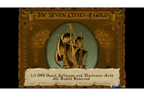 Seven cities of gold commemorative edition gameplay (PC ...