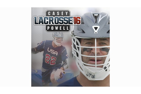 Casey Powell Lacrosse 16 Game | PS4 - PlayStation