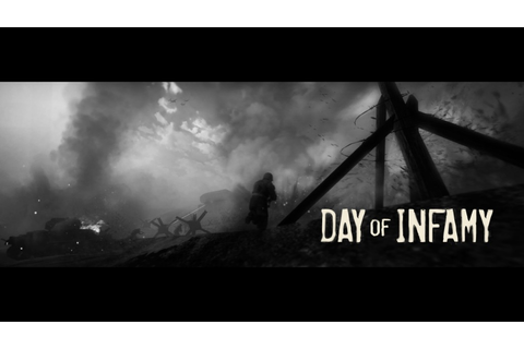 Day of Infamy reveal livestream | New World Interactive