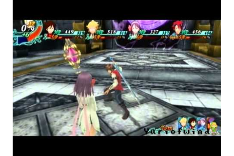 Arc Rise Fantasia Gameplay (Wii) - YouTube