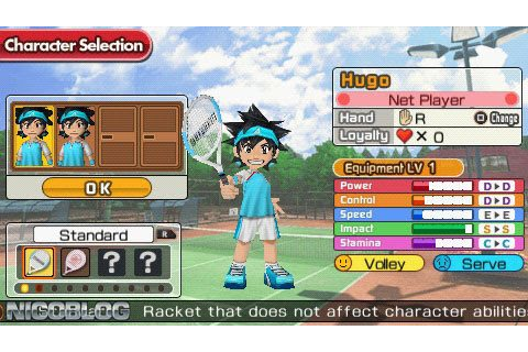 Everybody's Tennis (Europe) PSP ISO - CDRomance