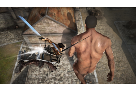 Attack on Titan 2 on PS4 | Official PlayStation™Store ...