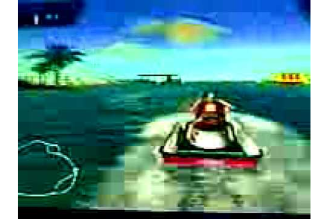 Splashdown Jet Ski Racing Game Playstation 2 - YouTube