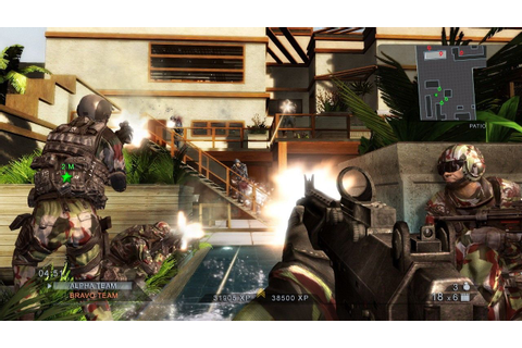 Tom Clancy's Rainbow Six: Vegas 2 PC Galleries | GameWatcher