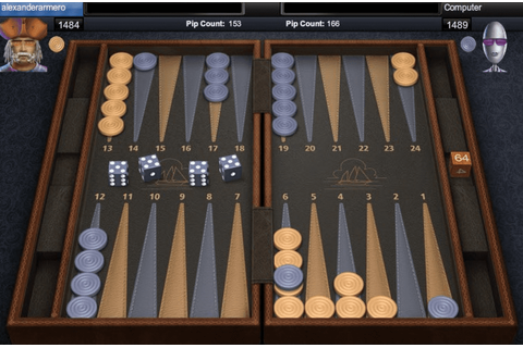 Game of the Day: Backgammon - AOL Games