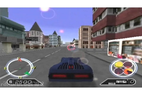 PS1 - Auto Destruct - Mission 3 - YouTube