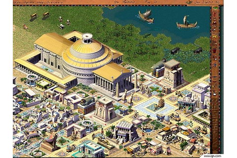Pharaoh: Cleopatra Screenshots, Pictures, Wallpapers - PC ...