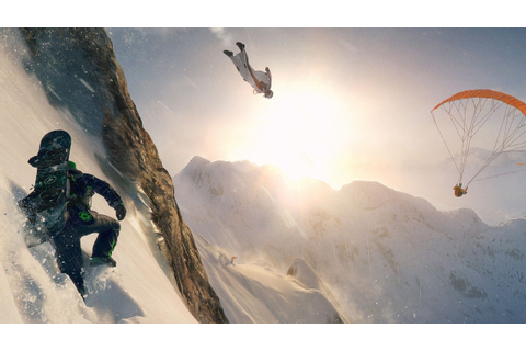 Steep Review - IGN